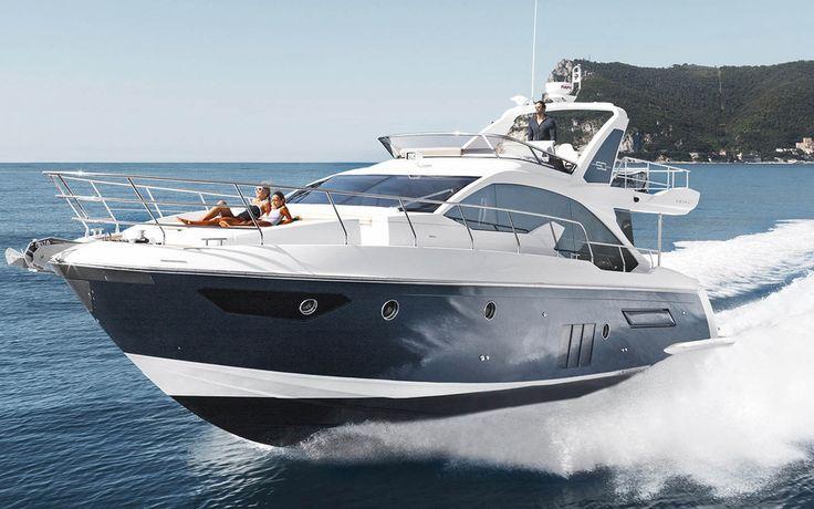 Azimut 50 | Azimut Yachts official | Luxury yacht sales