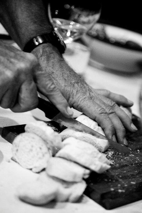 French bread made by French hands at The Childrens Heart Nation dinner at Lowe Wines. #bread #Mudgee #NSWWine