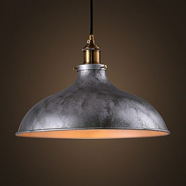 High+Quality+Iron+Reminisced+Pendant+Lamp+Loft+Northern+Europe+American+Vintage+Retro+Country+Pendant+Light+–+GBP+£+55.29