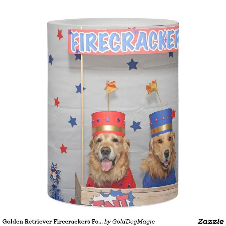 Golden Retriever Firecrackers For Sale Flameless Candle
