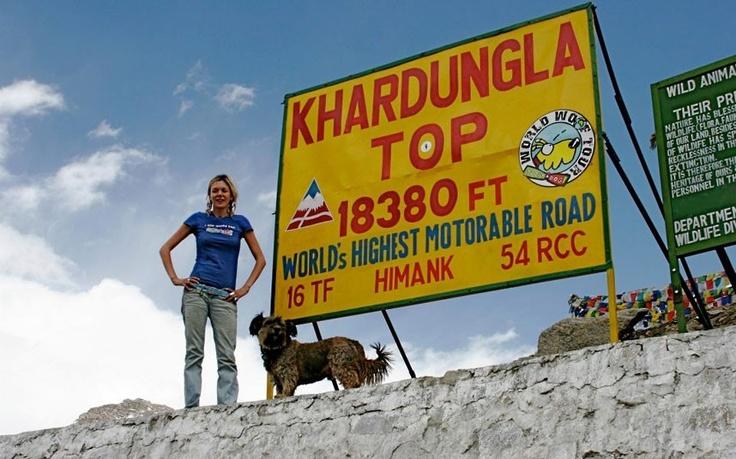 Oscar in Nepal