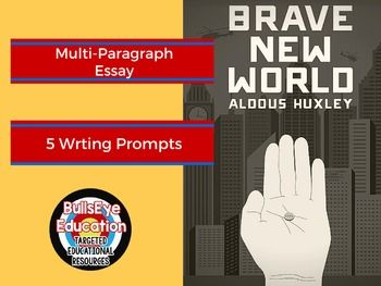 best eng brave new world images aldous huxley brave new world by aldous huxley five writing prompts