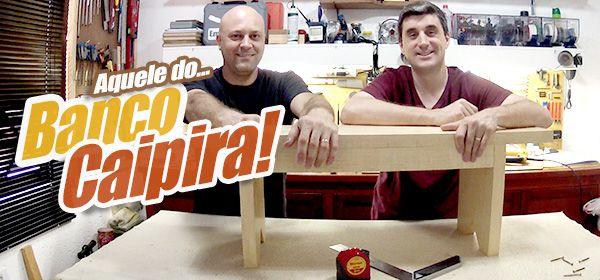 banco de jardim fazer:Como fazer banco de madeira – fazer um banco de madeira nunca foi tão