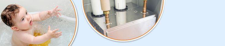 Continoushotwater hot water leak repair hot water system