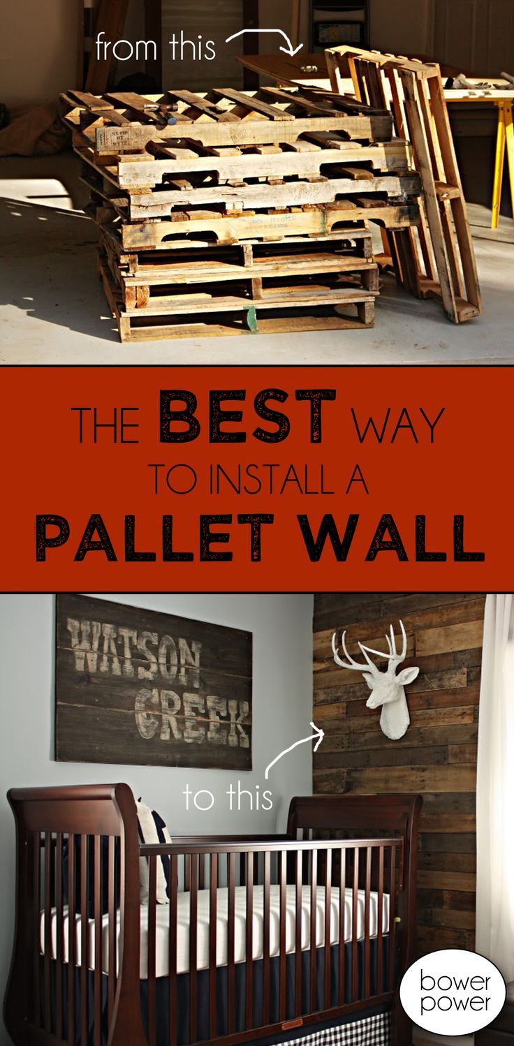 best 25+ pallet accent wall ideas only on pinterest | pallet walls