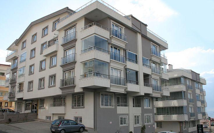 Hatüpen Pencere Sistemleri, Demirbilekler İnşaat'ın Ankara Dikmen'de inşa ettiği konutların Pimapen Pvc kapı ve pencere üretim ve montajını gerçekleştirmiştir.