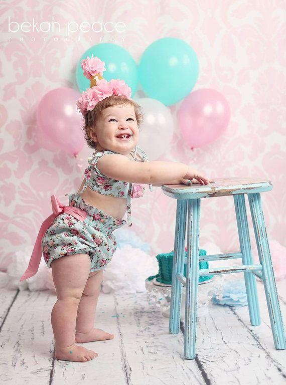 juego floral bebé juego chicas burbuja cortos 1 traje de