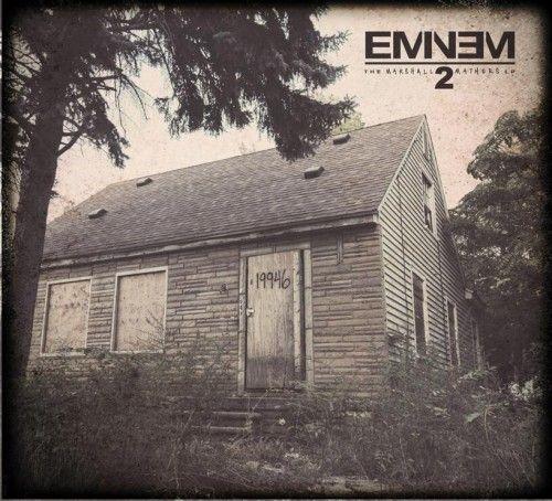 #Eminem reveals artwork for The Marshall Mathers LP 2