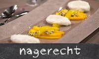 Tropische Sneeuweieren Met Mango Coulis recept | Smulweb.nl