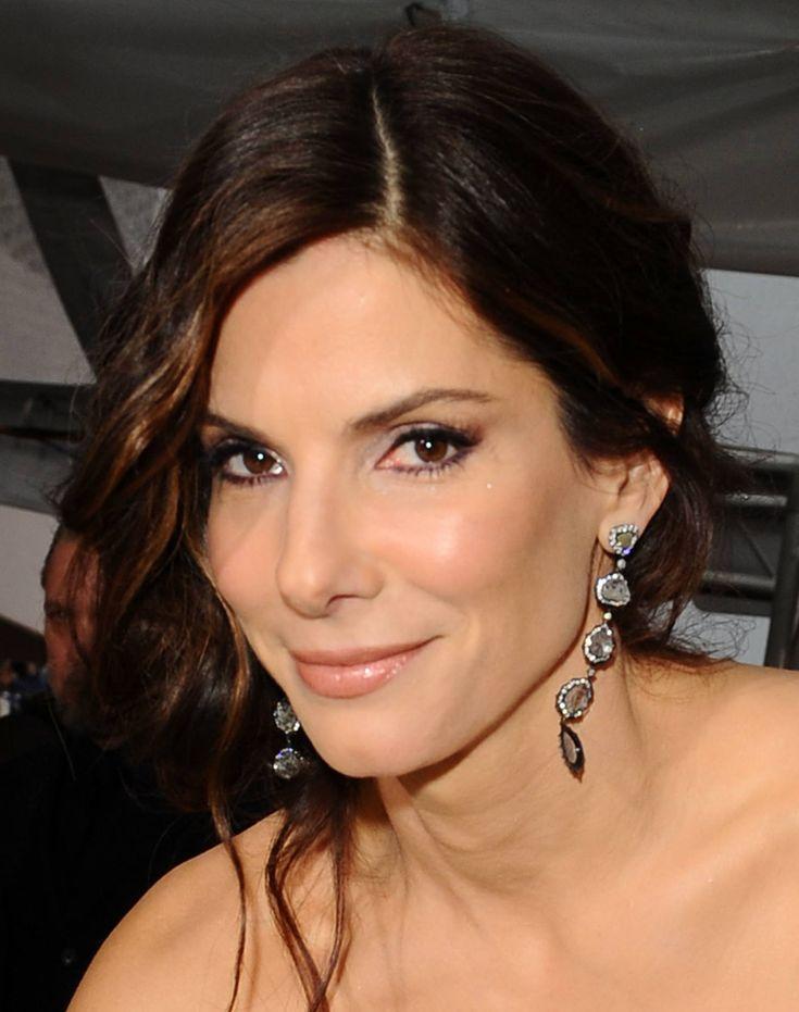 Sandra Bullock...my favorite actress.  No one says things like Sandra.