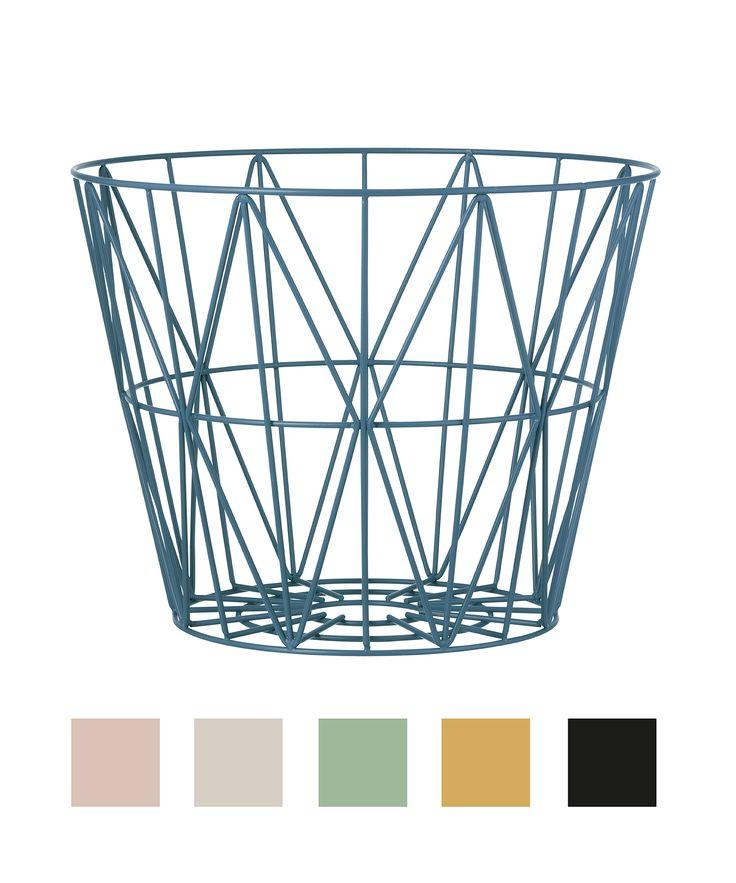 Metallkorb Wire Basket Medium