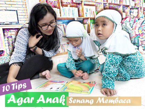 10 Tips Agar Anak Senang Membaca  http://ift.tt/2nzcL6h