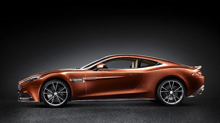 Gallery: the new Aston Martin AM 310 Vanquish - BBC Top Gear