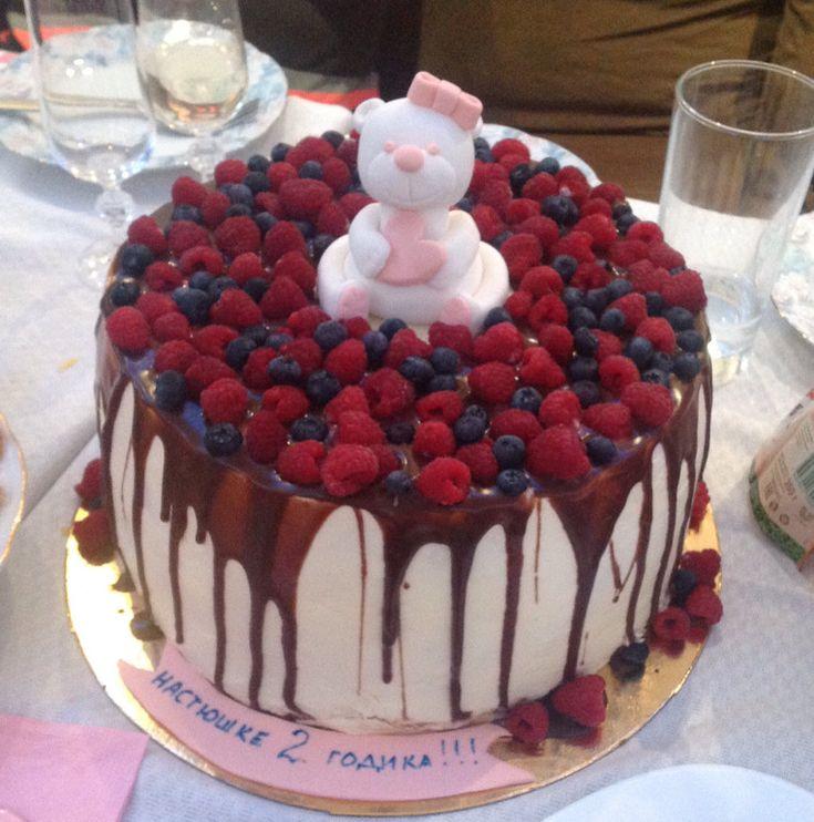 Наш самый любимый торт - Молочная девочка и швейцарская меренга