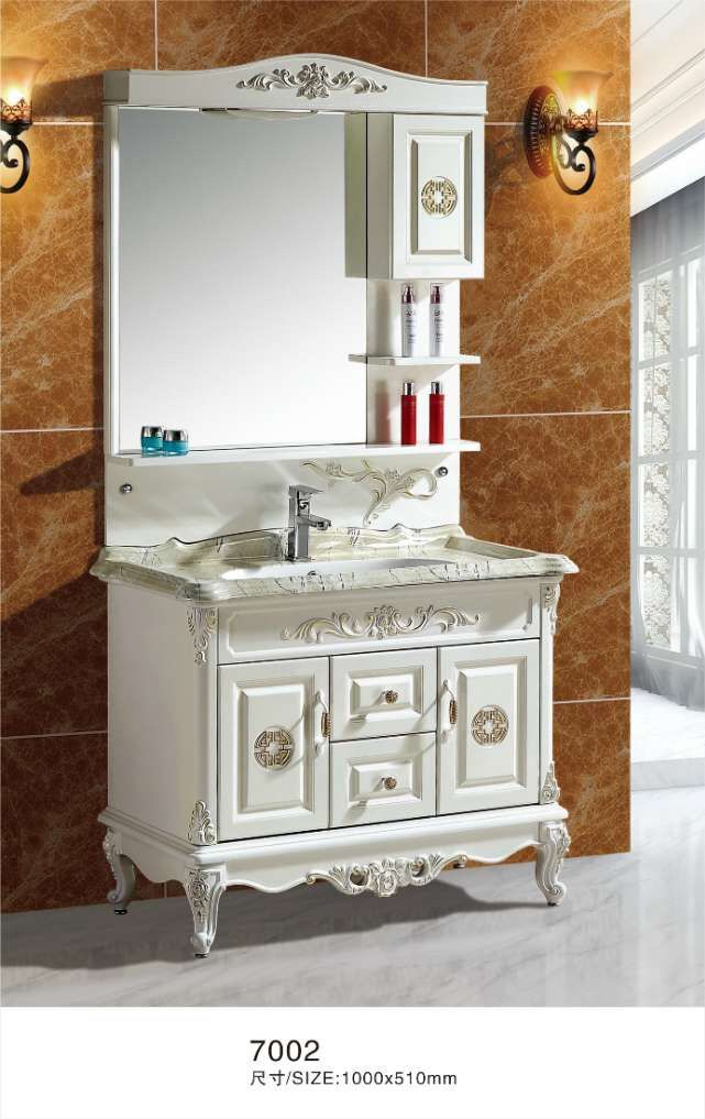 Pin On Alibaba Bathroom vanity and cabinet set