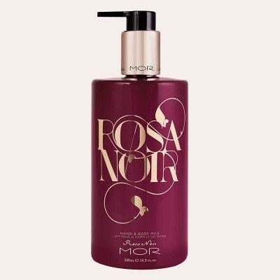 MOR - Rosa Noir Hand and Body Milk