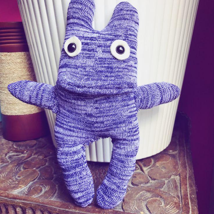 Sock monster #1