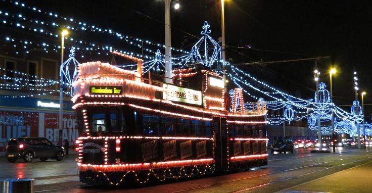 Blackpool Illuminations - the Lights