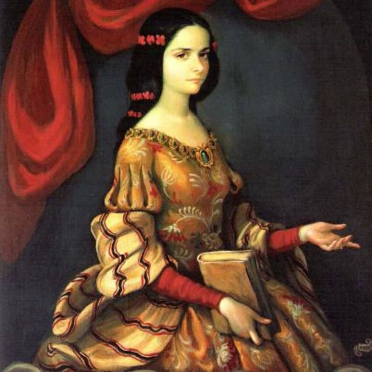 A forbear of modern feminists, Juana Inés de la Cruz combined scholarship and spirituality to become a 17th century trailblazer, setting feminist precedents long before the idea of feminism existed. Writing sonnets and romances, among other works, she drew on Classical, biblical, philosophical and mythological sources. Learn more at Biography.com.