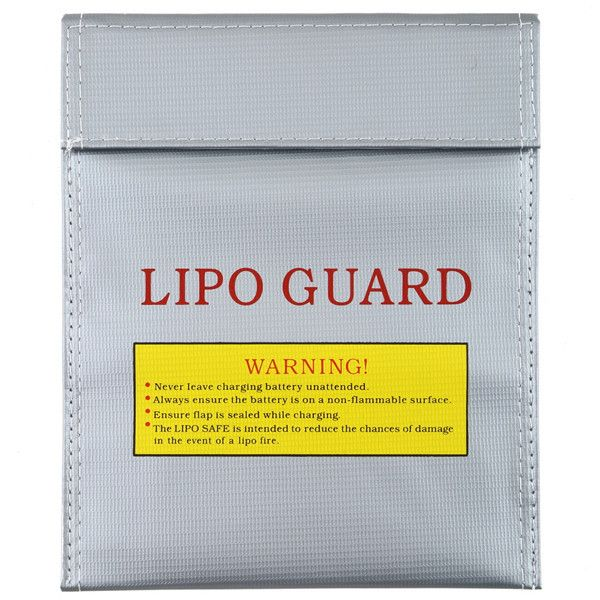 >> Click to Buy << 1Pc Fireproof RC LiPo Battery Safety Bag Safe Guard Charge Sack 180 X230 mm #Affiliate