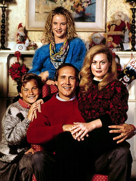 For those who didn't know - Leonard from the Big Bang Theory is the son. I love Christmas Vacation!