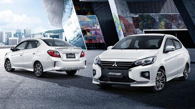 đanh Gia Xe Mitsubishi Attrage 2020 Co Gi Mới So Với đối Thủ Trong 2020 O To Kata Xe Cộ