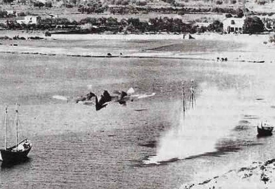 Η ιστορία της πτώσης του Αεροπλάνου στο Λιμένι | Mani Voice