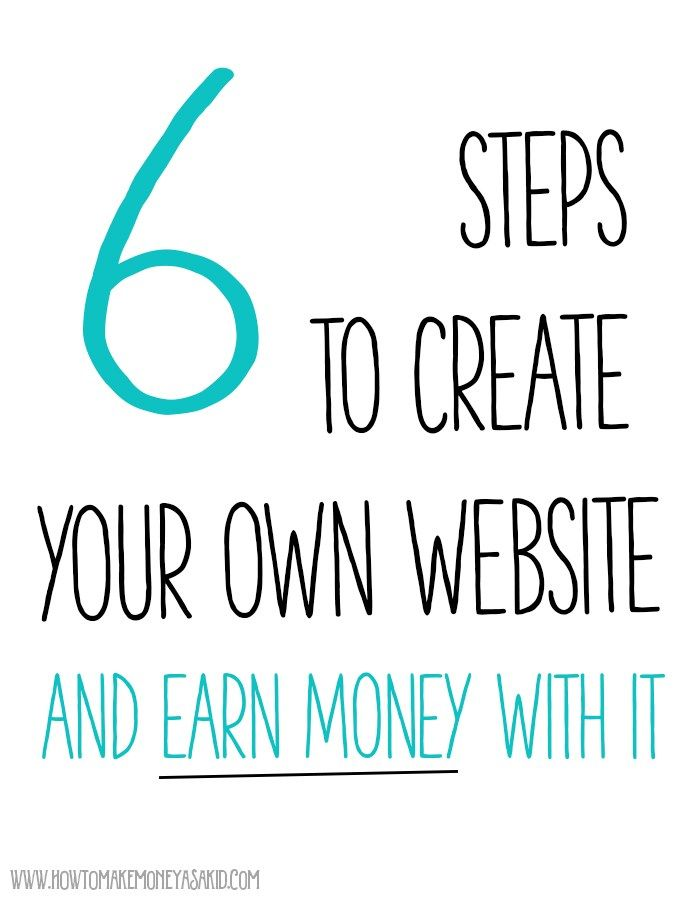 How to Create a Website as a Kid from Start to Finish – BOOM!!