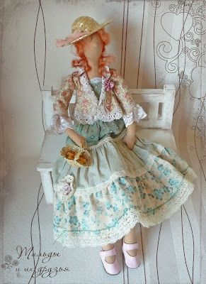 tilda dolls free pattern   Dolls..Tilda