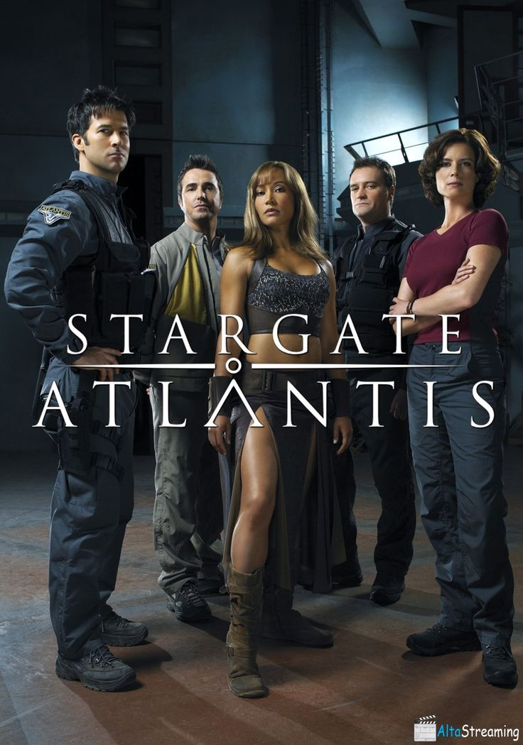 Stargate Atlantis German Stream