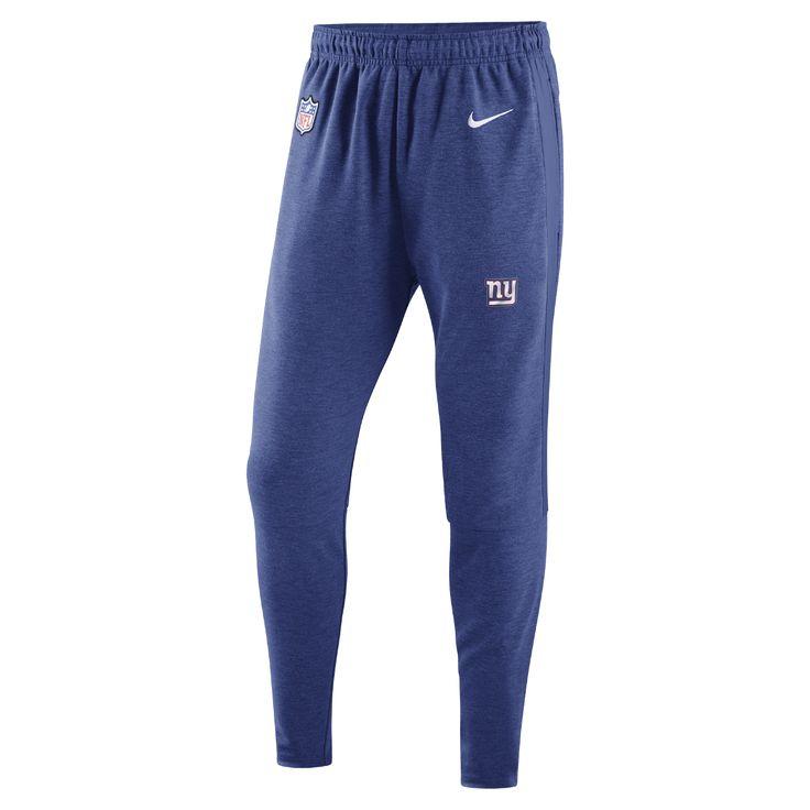 Nike Travel (NFL Giants) Men's Pants Size Medium (Blue)