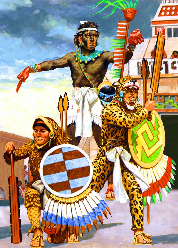 spanish aztec war The spanish army was the most ruthless fighting force on earth it had not suffered a  aztec warriors had several opportunities to kill cortez each time they.