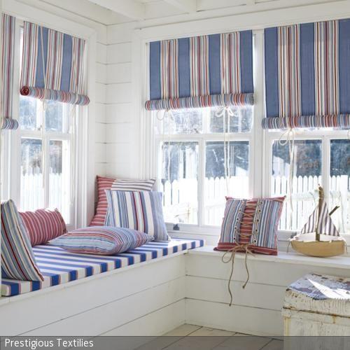 Die 25+ Besten Ideen Zu Strandhaus Stil Auf Pinterest | Landhaus ... Schlafzimmer Maritim