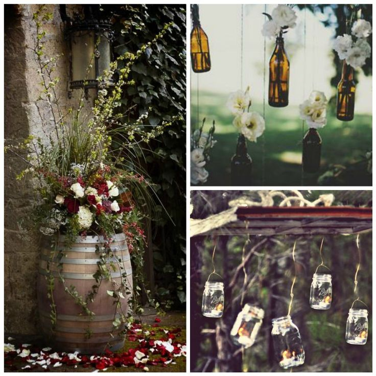 Rustic Barn Wedding Reception Ideas: 7 Easy Rustic Wedding Reception Ideas