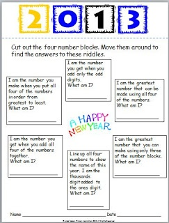 how to solve number puzzles