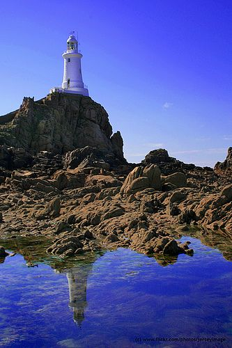 Corbiere Lighthouse - Jersey, Channel Islands by jerseyimage, via Flickr