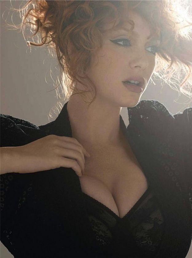 Christina Hendricks ♥