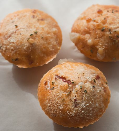 muffins salados pizzaaaa