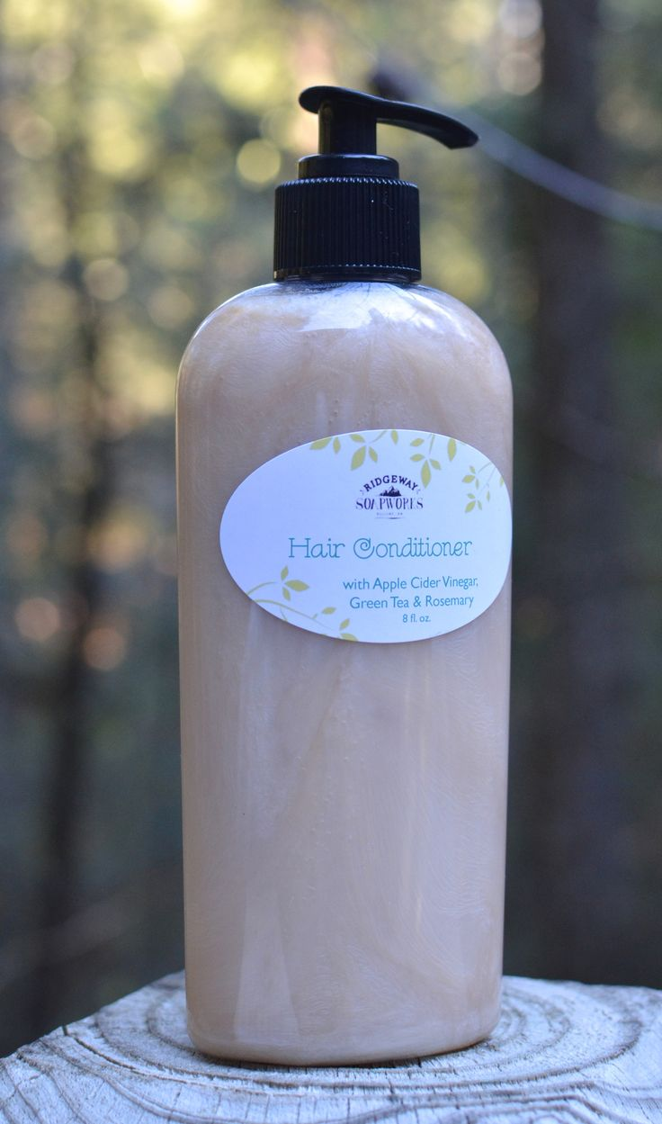 Apple Cider Vinegar Hair Conditioner