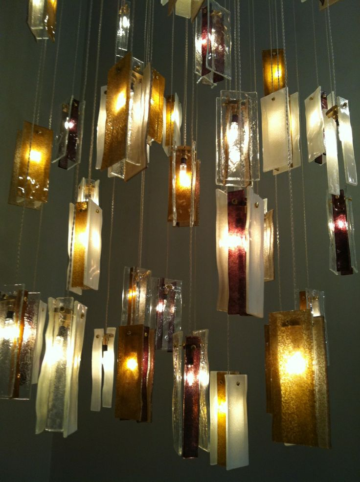 15 best glass art chandeliers images on pinterest glass art autumn leaves drops this customizable chandelier is made to order from our canadian designer using the aloadofball Gallery