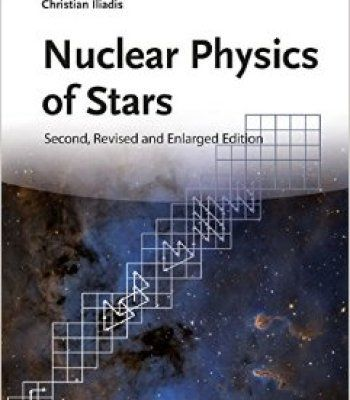 Nuclear Physics Of Stars 2nd Edition PDF