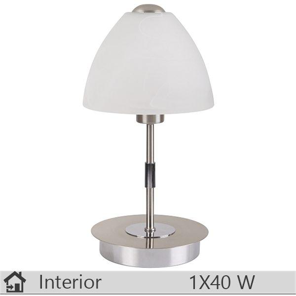 Veioza iluminat decorativ interior Rabalux, gama Nordic, model 2602 http://www.etbm.ro/corpuri-de-iluminat