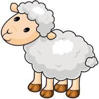 resultado de imagen para ovejas animadas para colorear ms