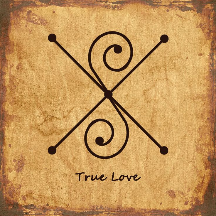 Love Tattoos Designs, Ideas and Meaning | Tattoos For You |True Love Tattoo Symbol