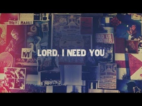 Matt Maher - Lord, I Need You Where you are  Lord I am free Holiness is Christ in Me #reachmusic #timberlinemissions