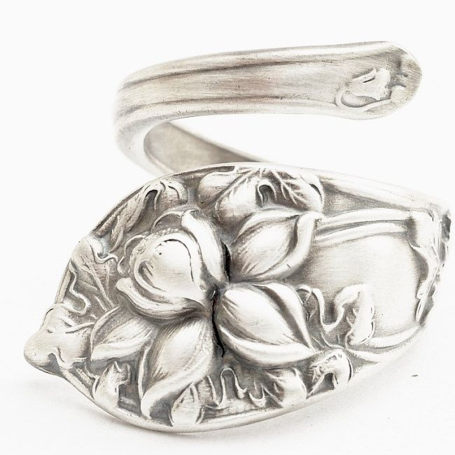 Awesome Spoon Rings Rock