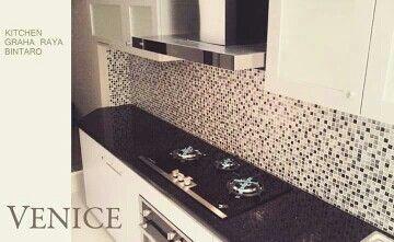 Kitchen @Venice Bintaro