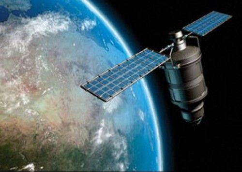 Satélite ao vivo e imagens via satélite online