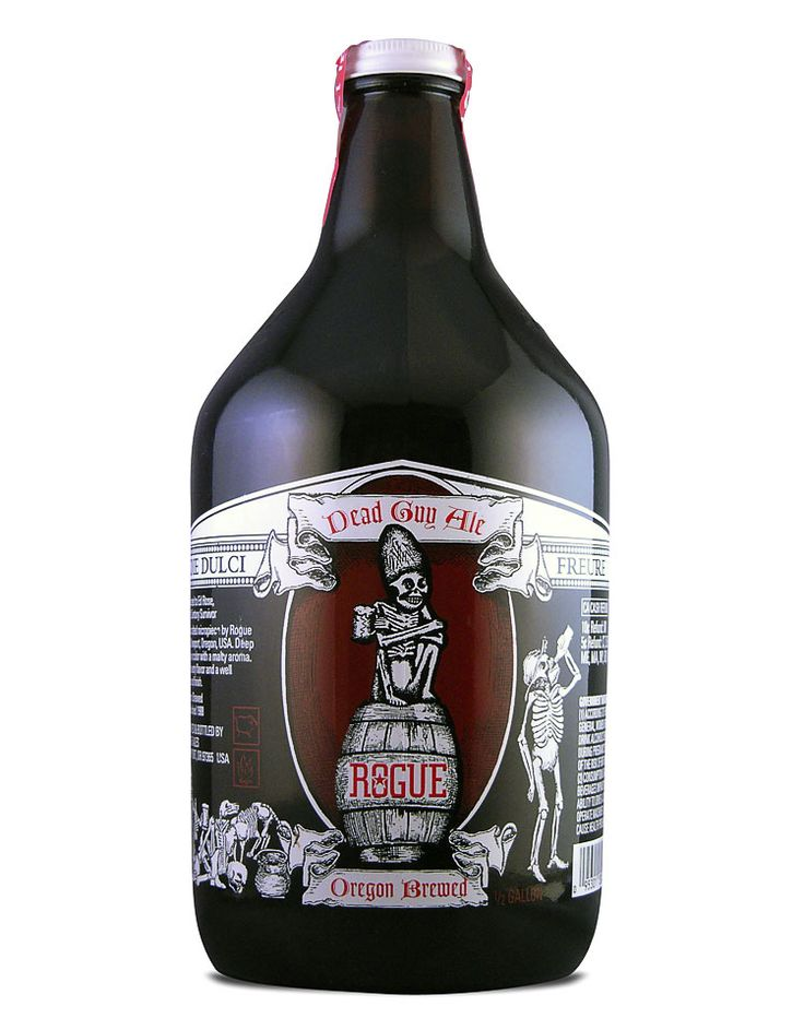 Rogue Dead Guy Ale Growler