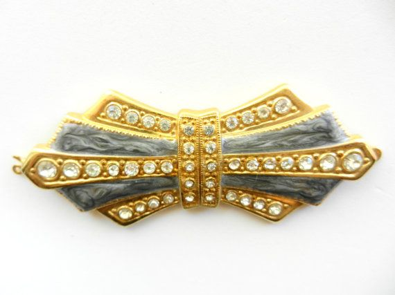 Beautiful and large Clasp for Jewelry  Vintage by RAKcreations